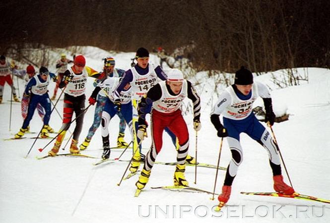 Реферат лыжный спорт