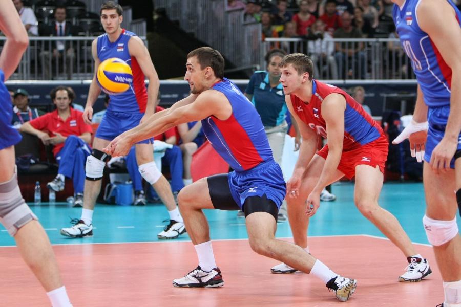 Реферат волейбол